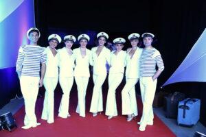 Les marins de notre croisière