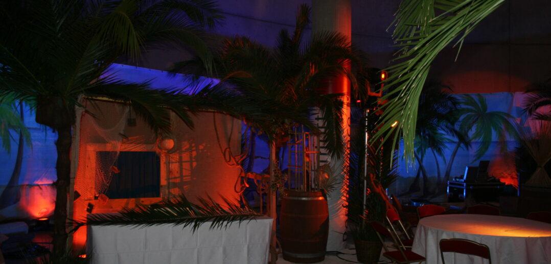 Bar et Palmier