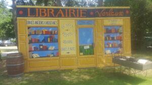 Façade Librairie