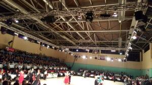 Structure Gala de Danse de Salon