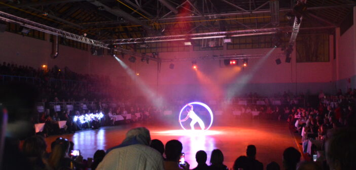 spectacle Roue Cyr