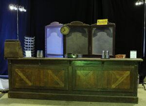 Bar 1920 epoque des Années Folles