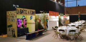 Stand Fêtes Foraine