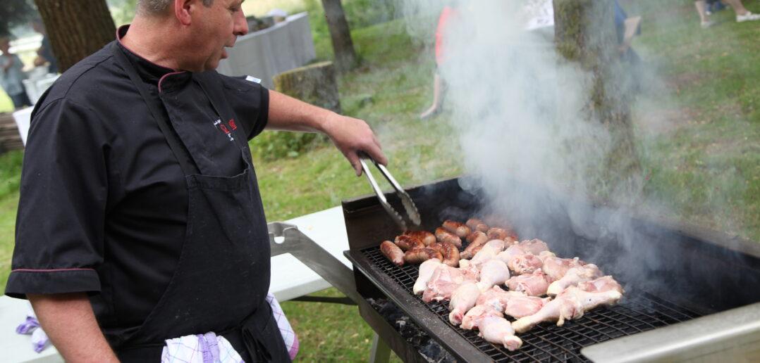 Barbecue et son Grilladin